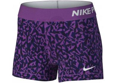 Nike Pro Cool W femme Violet pas cher