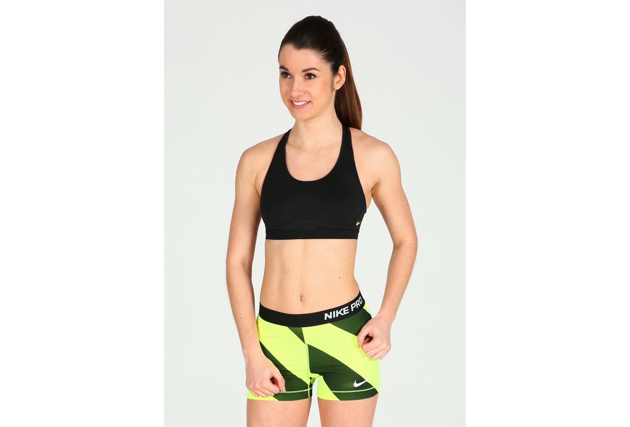 Nike Pro Fierce Brassière Diététique Vêtements femme