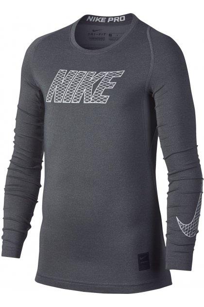 Nike Camiseta manga larga Pro