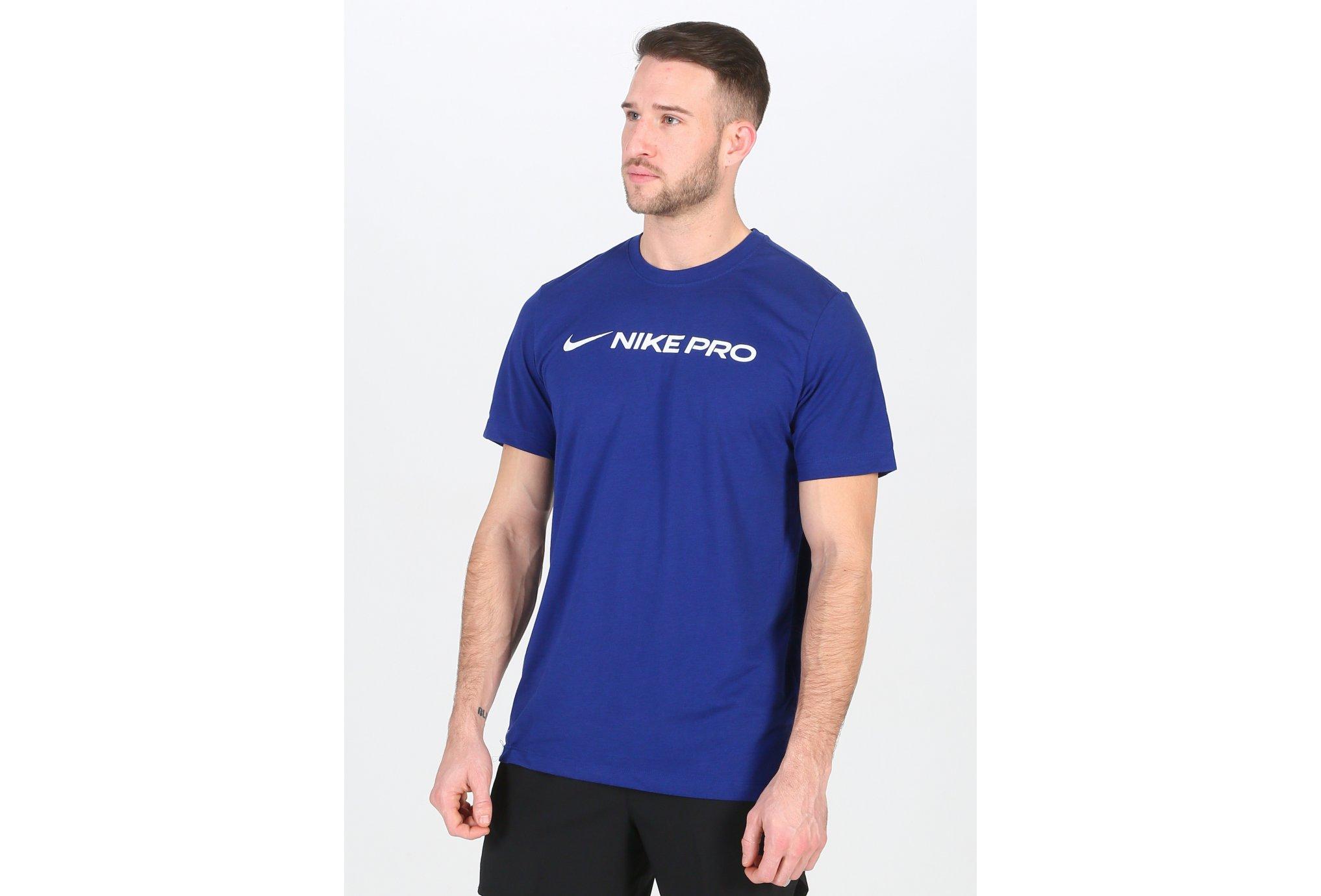 Nike Pro Logo M Diététique Vêtements homme