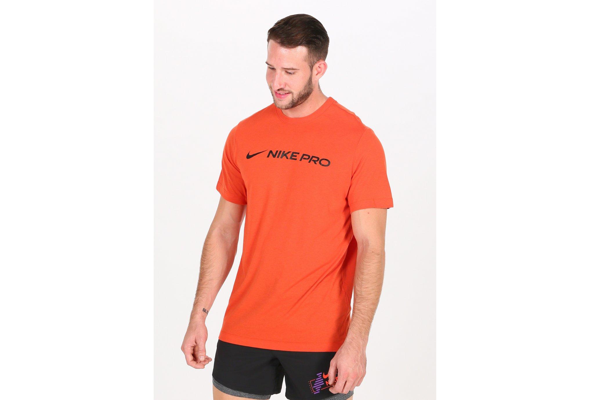 Nike Pro Logo M vêtement running homme
