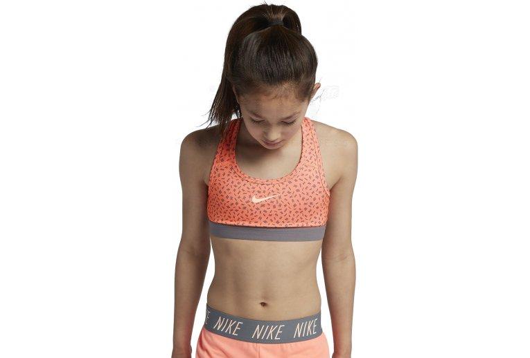 Nike Pro Logo Strap fille