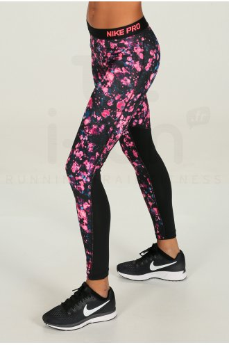 Nike Pro Microcosm W Running Pas Cher Vêtements Femme Running W Compression ff8592