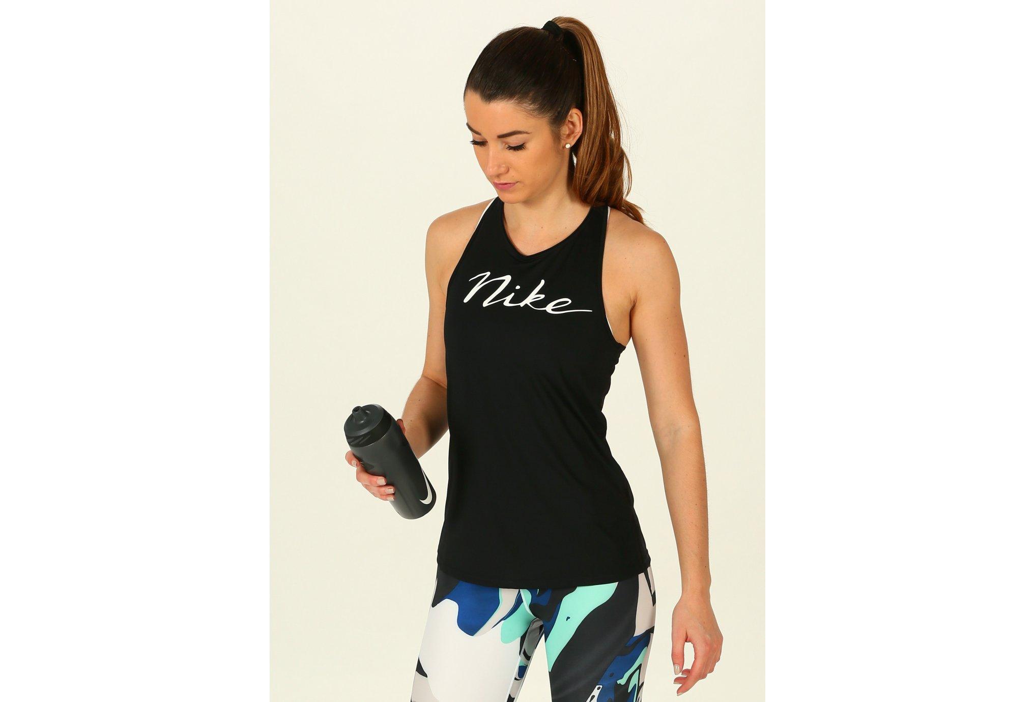 Nike Pro Mini Swoosh W vêtement running femme