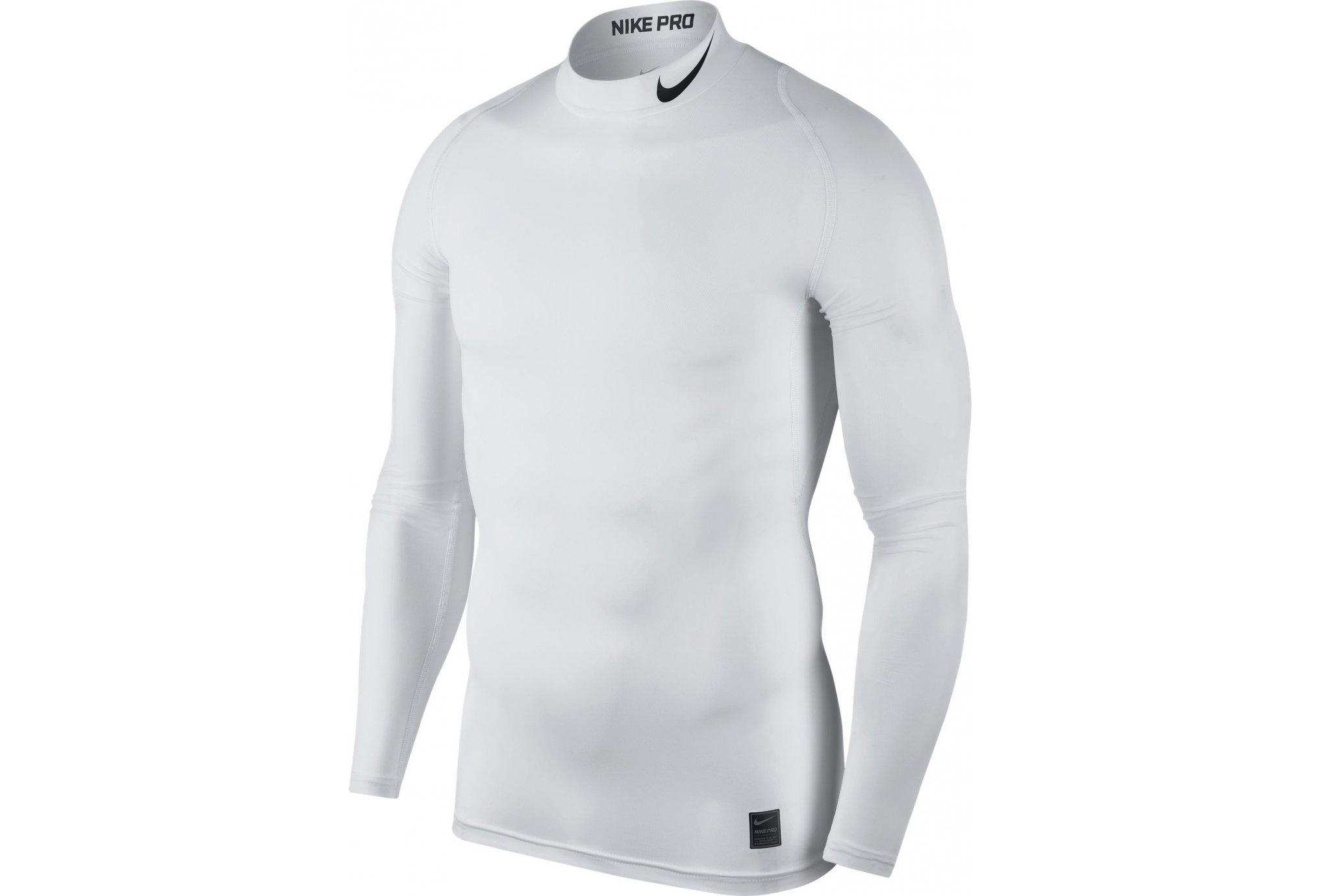 Trail Session - Nike Pro Mock M vêtement running homme 8a6550f715c5