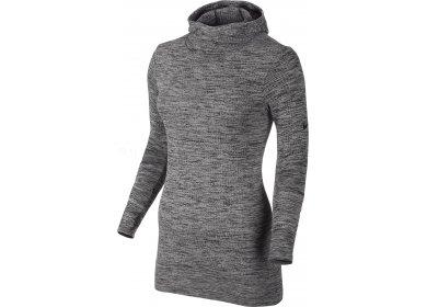 8ca42511c319 Nike Pro Tee-shirt Hyperwarm Limitless W pas cher - Destockage ...