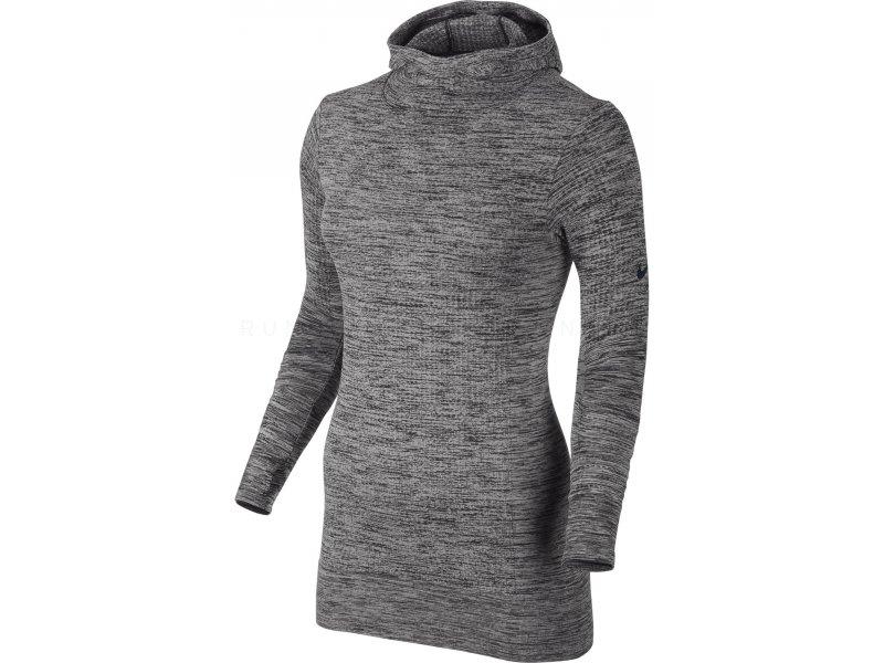 d44fdabfa915 Nike Pro Tee-shirt Hyperwarm Limitless W pas cher - Destockage running Vêtements  femme en promo