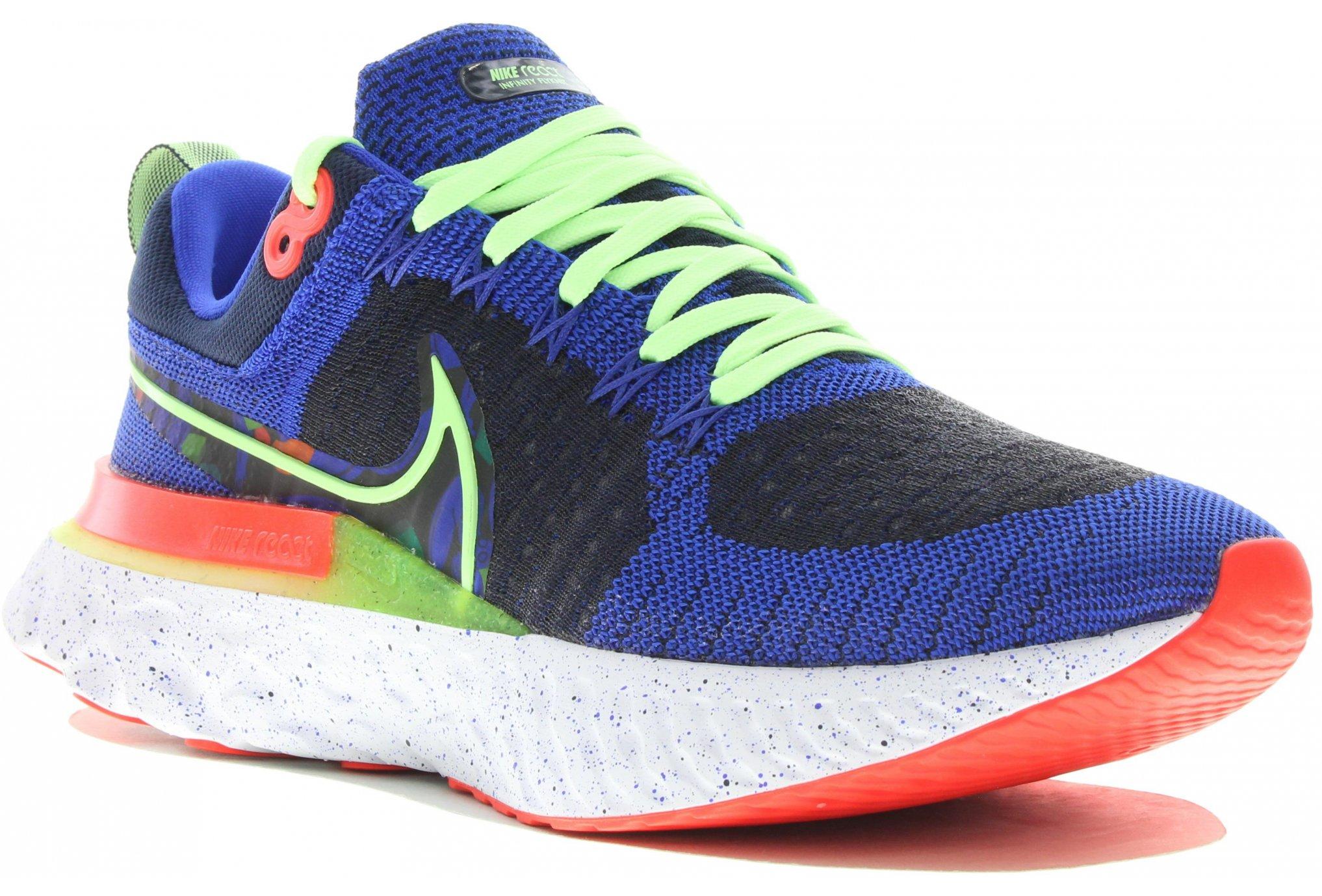 Nike React Infinity Run Flyknit 2 KA M Chaussures homme