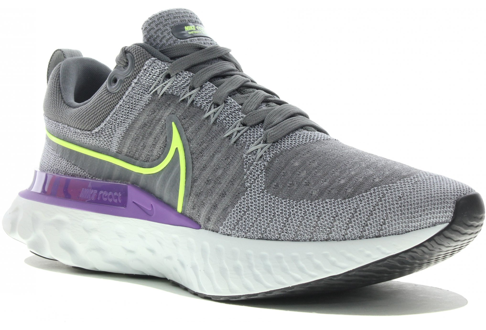 Nike React Infinity Run Flyknit 2 M Chaussures homme