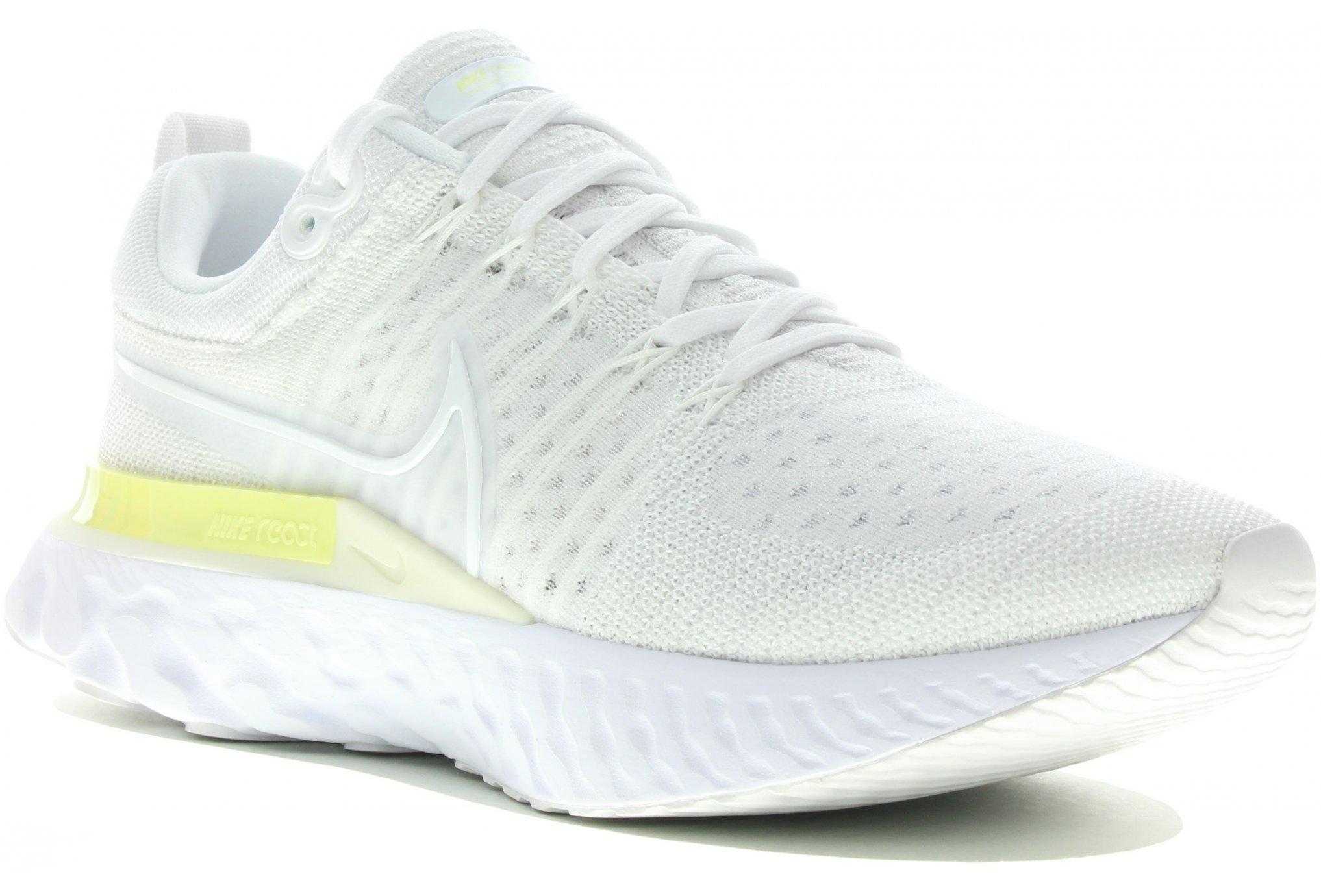 Nike React Infinity Run Flyknit 2 W Diététique Chaussures femme
