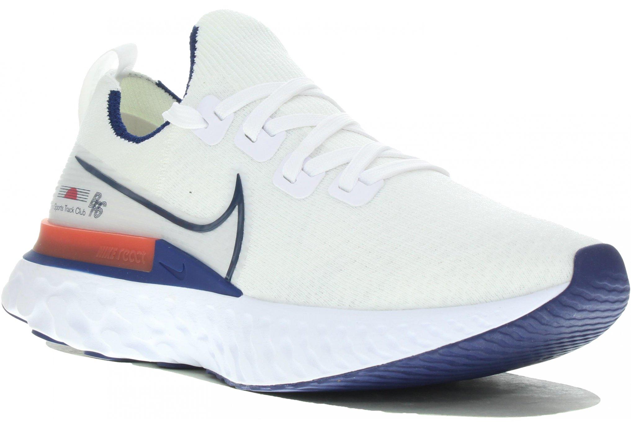 Nike React Infinity Run Flyknit BRS M Diététique Chaussures homme