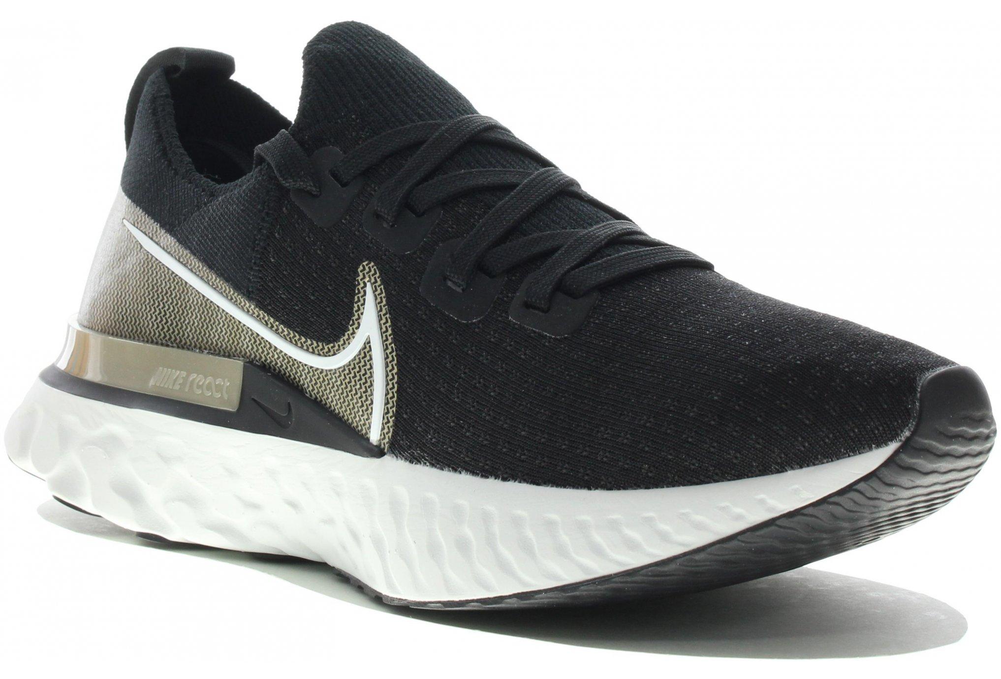 Nike React Infinity Run Flyknit Premium W Diététique Chaussures femme