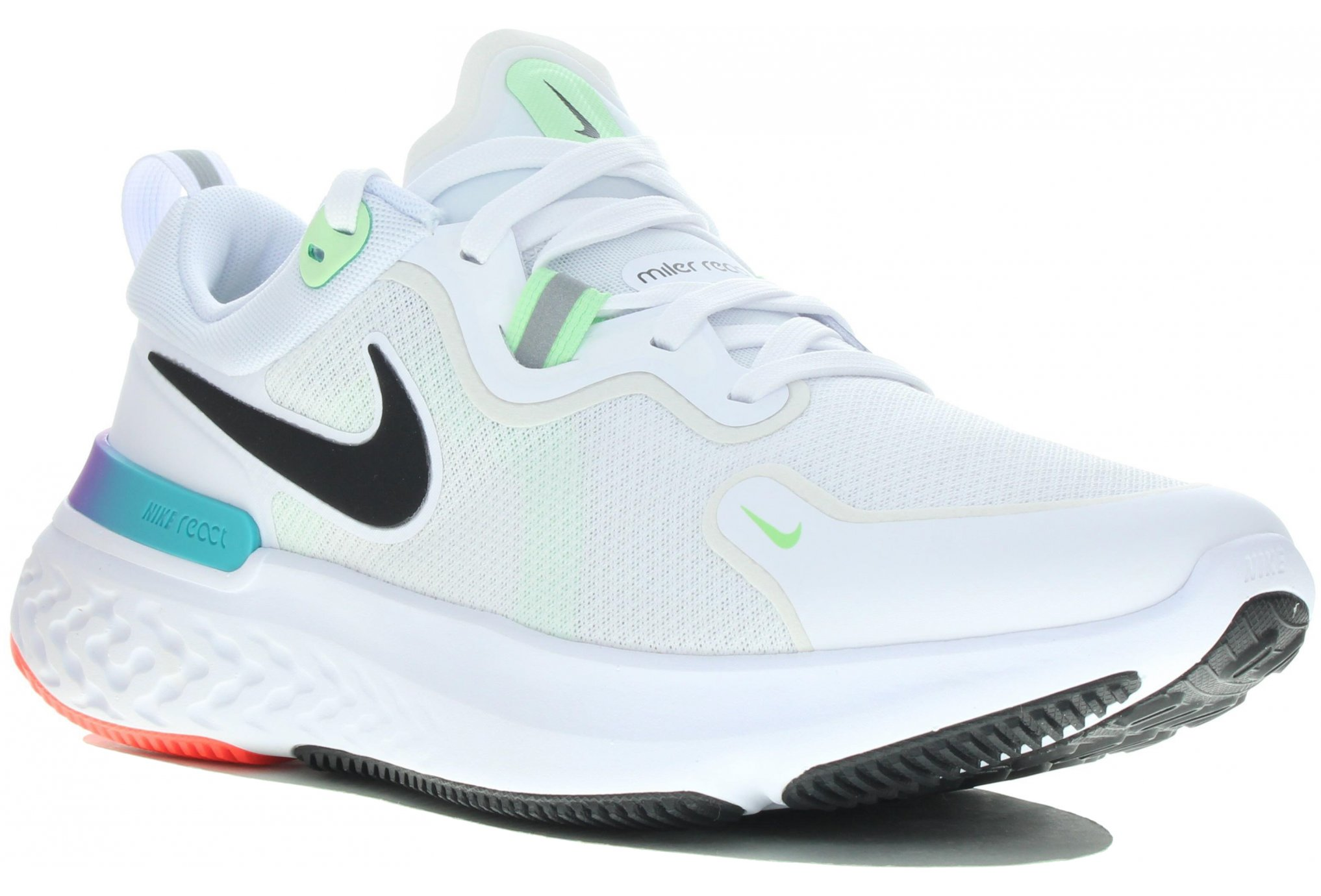 Nike React Miler Chaussures homme
