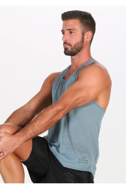 Nike camiseta de tirantes Run Division Adapt