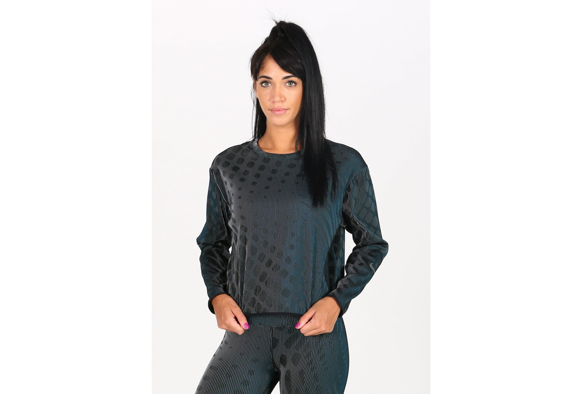 Nike Run Division Holoknit W vêtement running femme