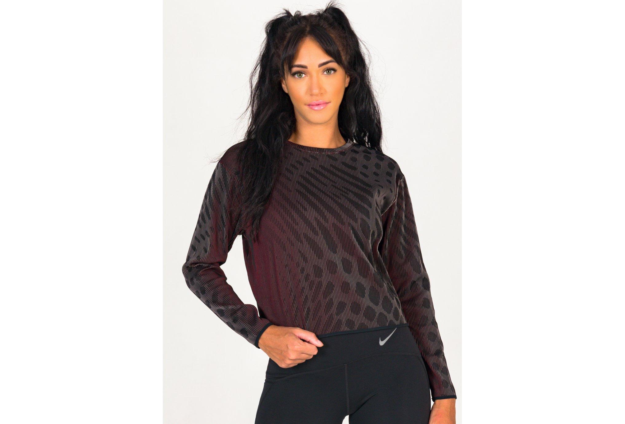 Nike Run Division Holoknit W vêtement running femme