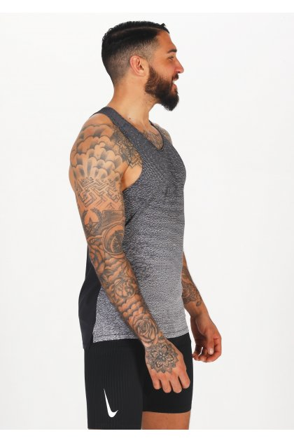 Nike camiseta de tirantes Run Division Pinnacle