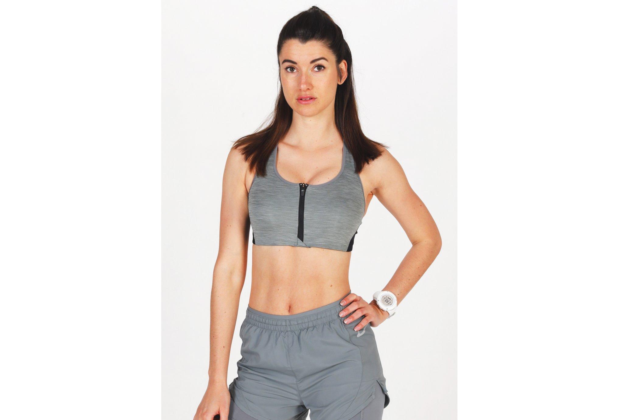 Nike Shape Zip vêtement running femme