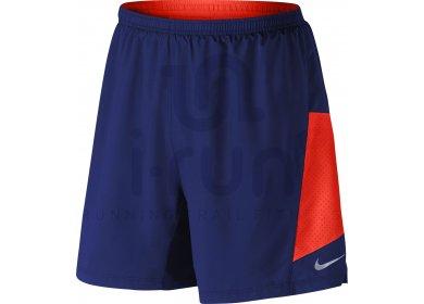Nike Short Pursuit 2en1 17.8cm M
