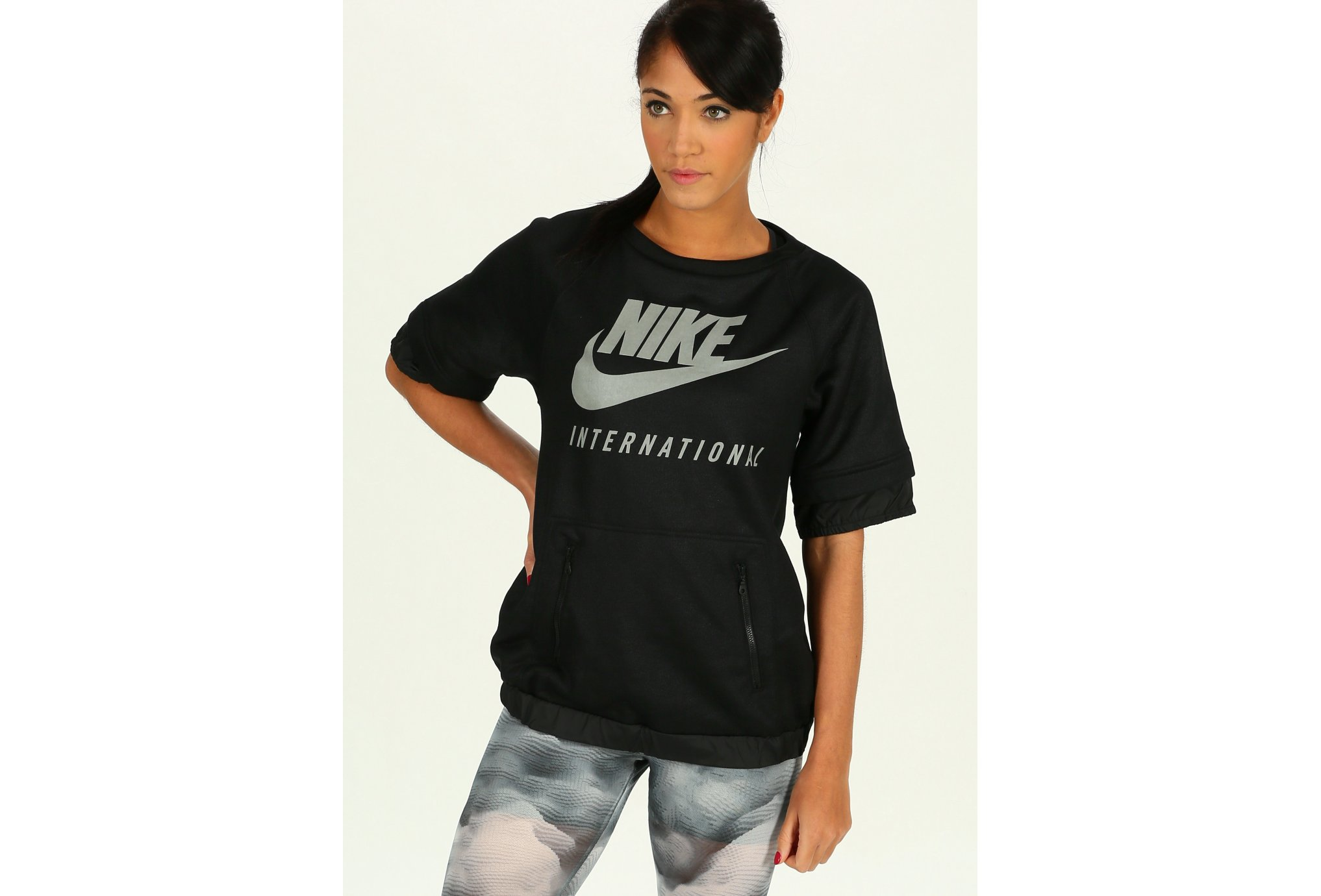 Nike Sweat International W Diététique Vêtements femme