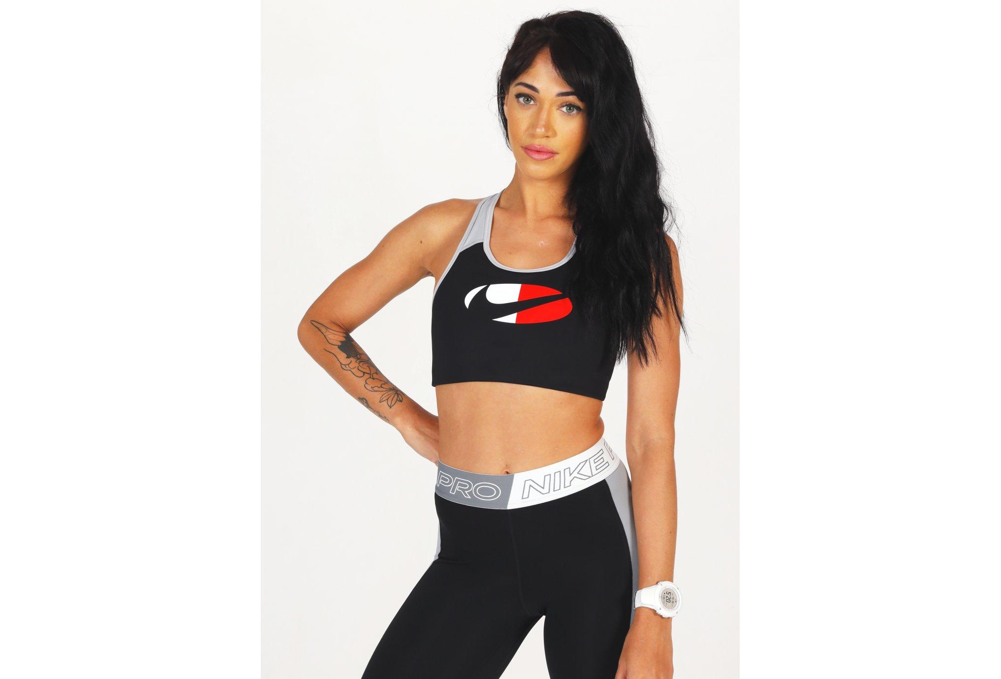 Nike Swoosh CB Logo vêtement running femme