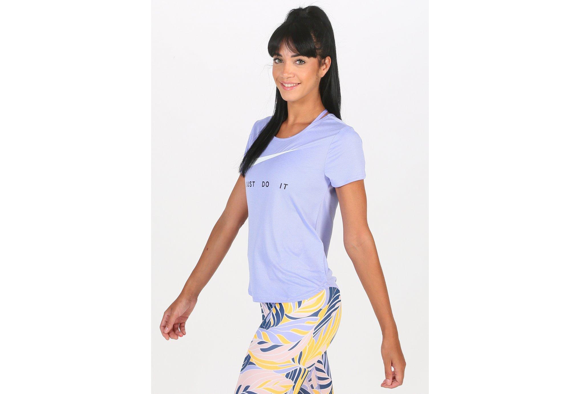 Nike Swoosh Run W Diététique Vêtements femme