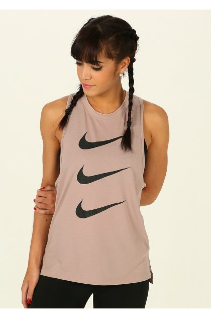 Nike Camiseta de tirantes Tailwind Run Divison