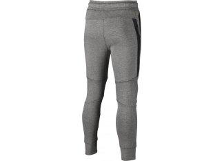 Pantalones Nike Sportswear Tech Fleece para mujer Gris Oscuro