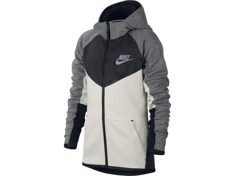 look out for arrives latest Nike Tech Fleece Windrunner Junior - Vêtements homme Vêtements JUNIOR