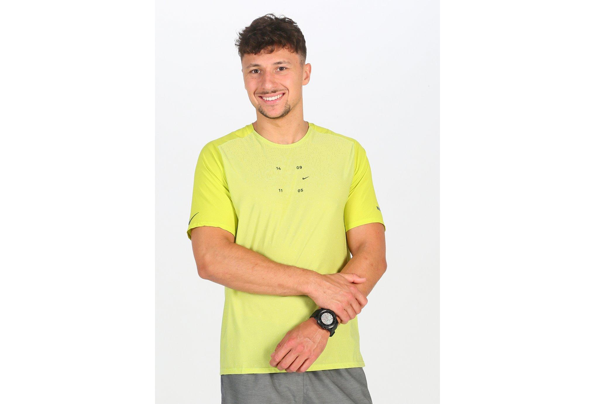 Nike Tee Shirt Legend Run Swoosh M