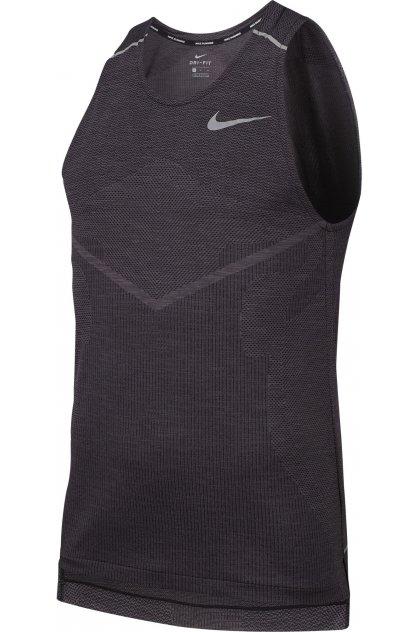 Nike Camiseta sin mangas Techknit Cool Ultra