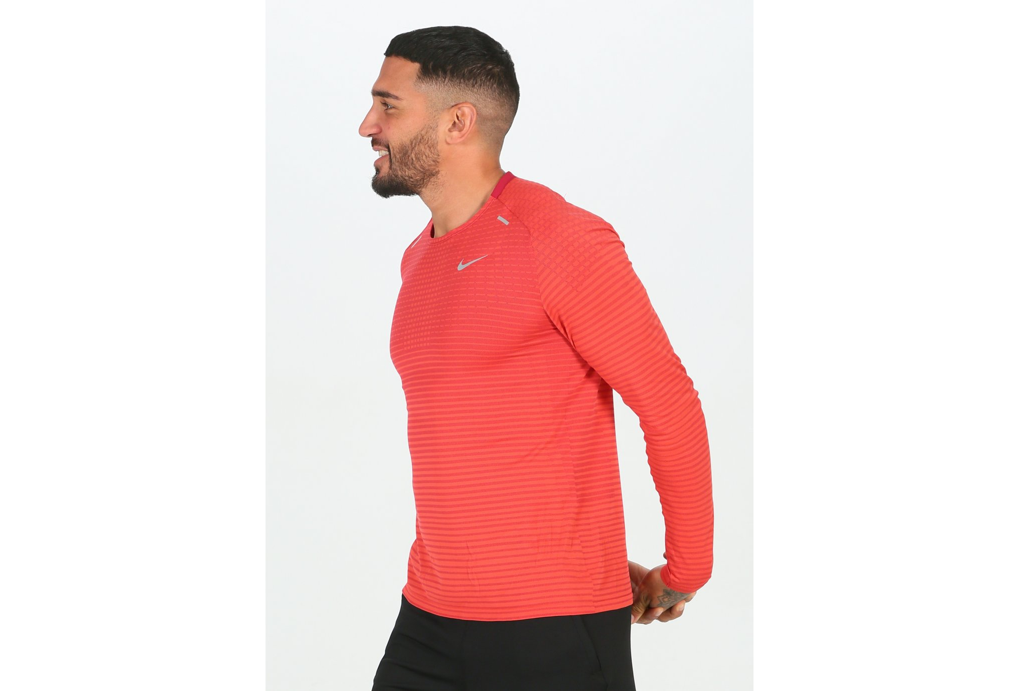 Nike TechKnit Cool Ultra M vêtement running homme
