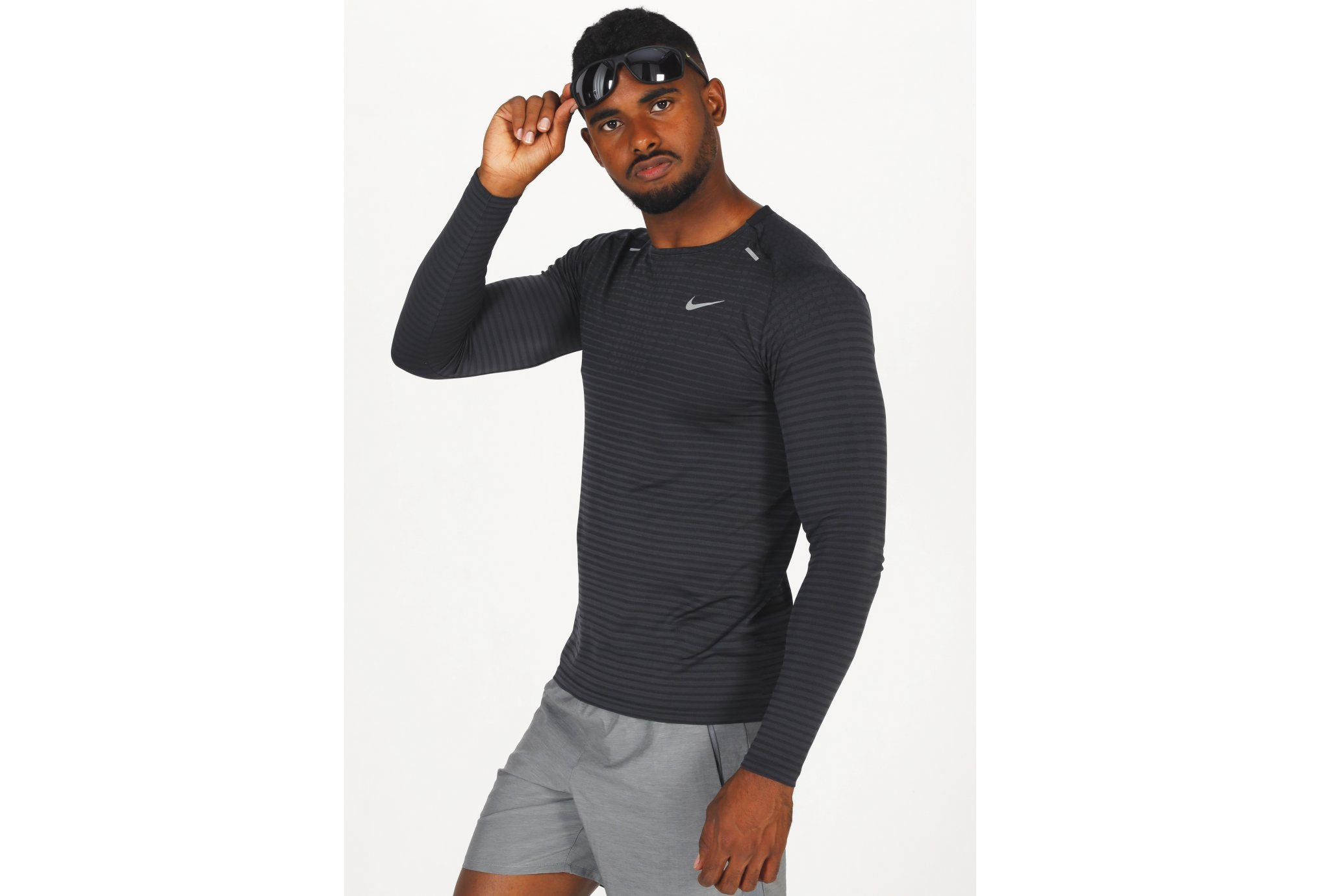 Nike TechKnit Cool Ultra M vêtement running homme