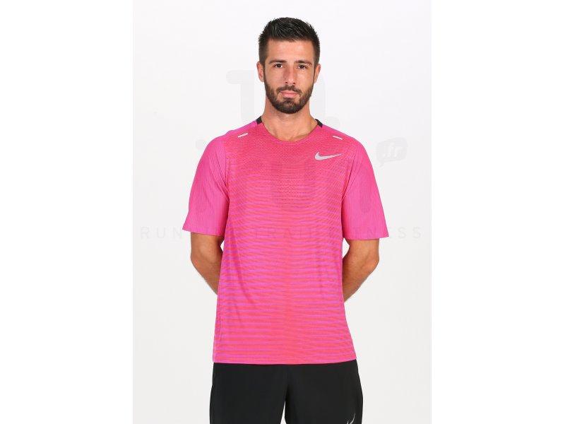 Nike TechKnit Future Fast M Vêtements homme Manches courtes