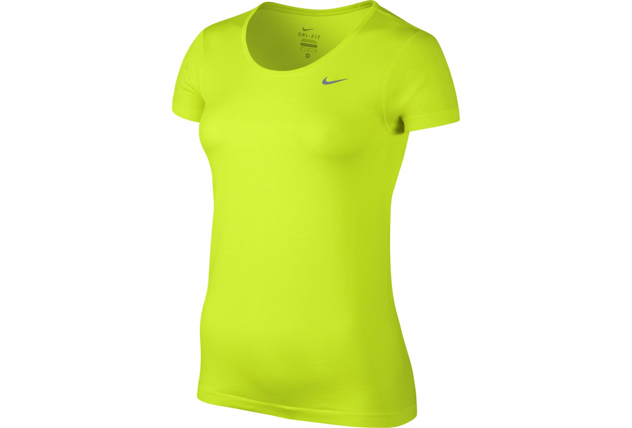 Nike Tee Shirt Dri Fit Knit W