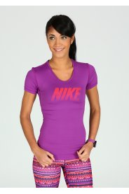 Nike Tee-Shirt Pro Cool Graphic W