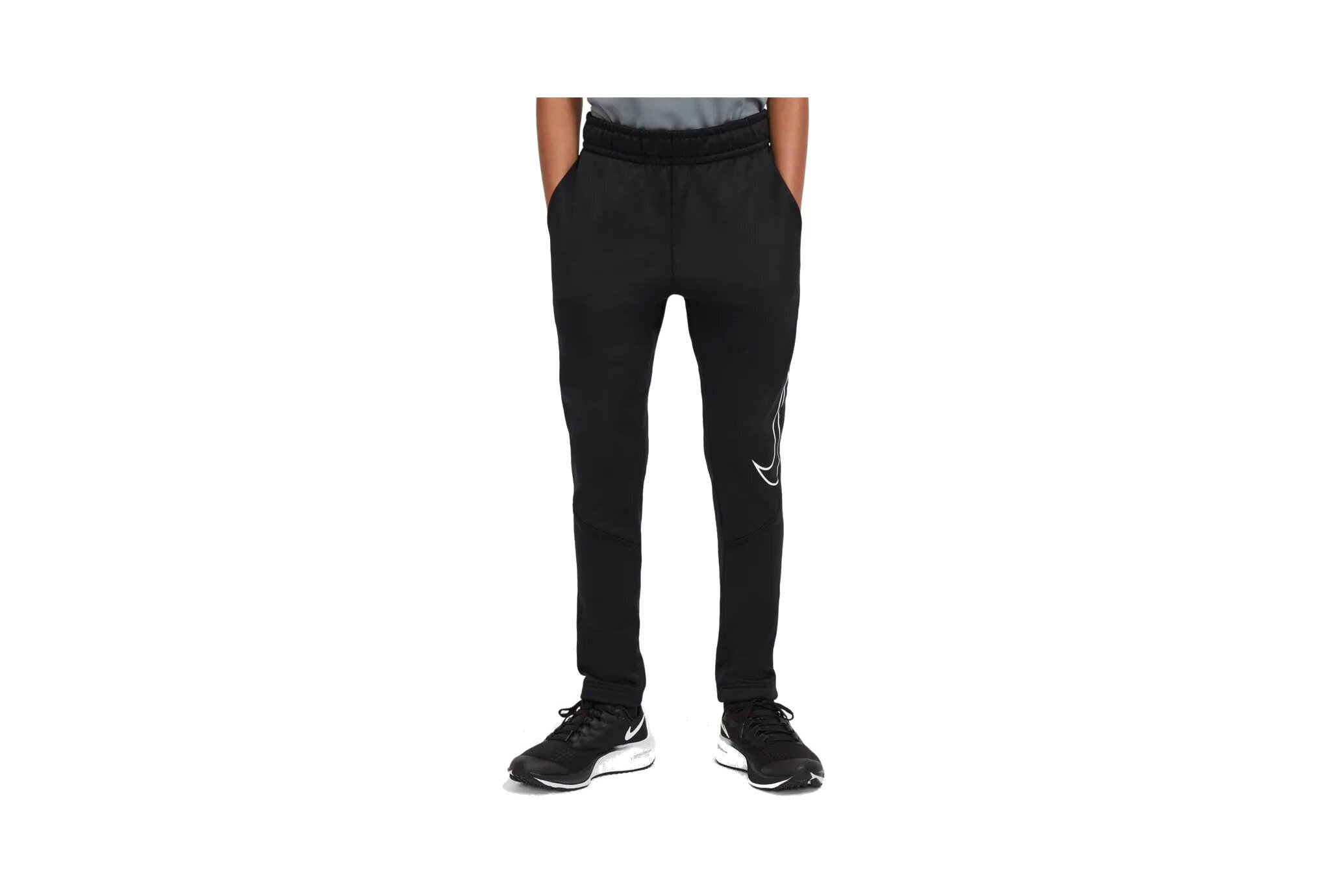 Nike Therma Graphic Junior vêtement running homme