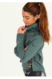 Cher Zip Femme Corail Sphere Débardeur Nike Demi Pas W Vêtements q00wB