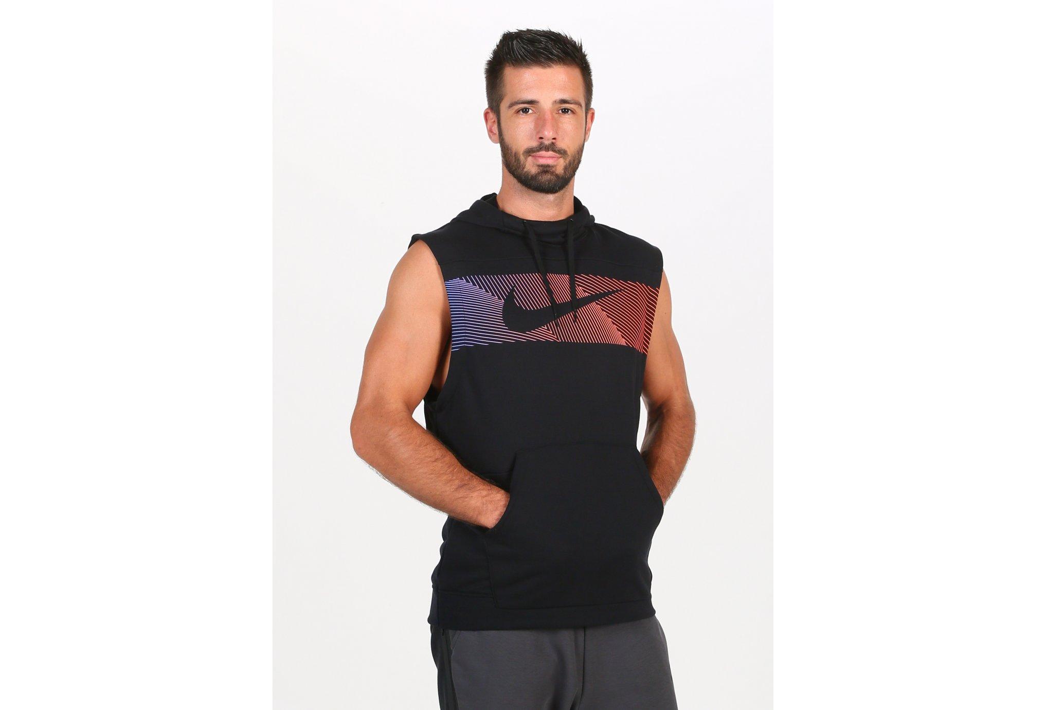 Nike Training Fleece 2.0 M vêtement running homme