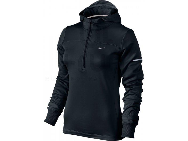 5b78623006d65 Nike Veste à Capuche Element Thermal W pas cher - Vêtements femme running  Vestes   coupes vent en promo