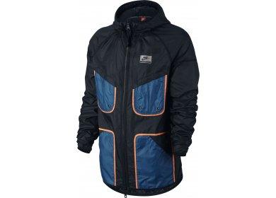 dfebaf57d780 Nike Veste International Windrunner M homme Noir pas cher