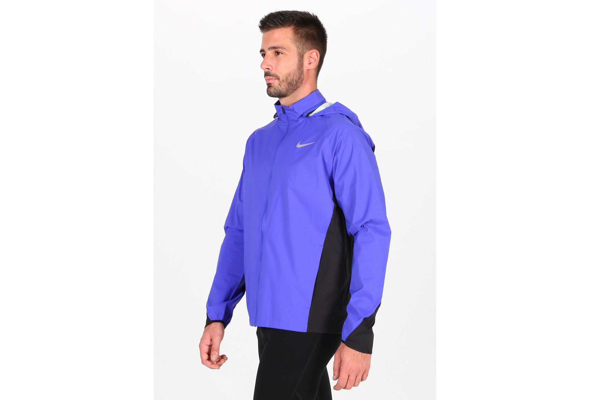 Nike Veste Shield M vêtement running homme