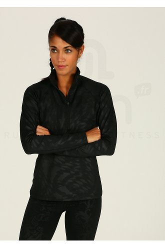 Nike Warm Top Half Zip Embossed W