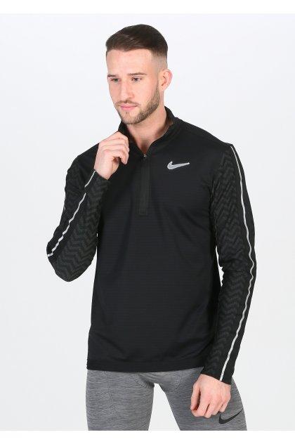 Nike camiseta manga larga Wild Run Element