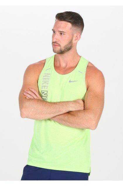 Nike camiseta de tirantes  Wild Run Rise 365