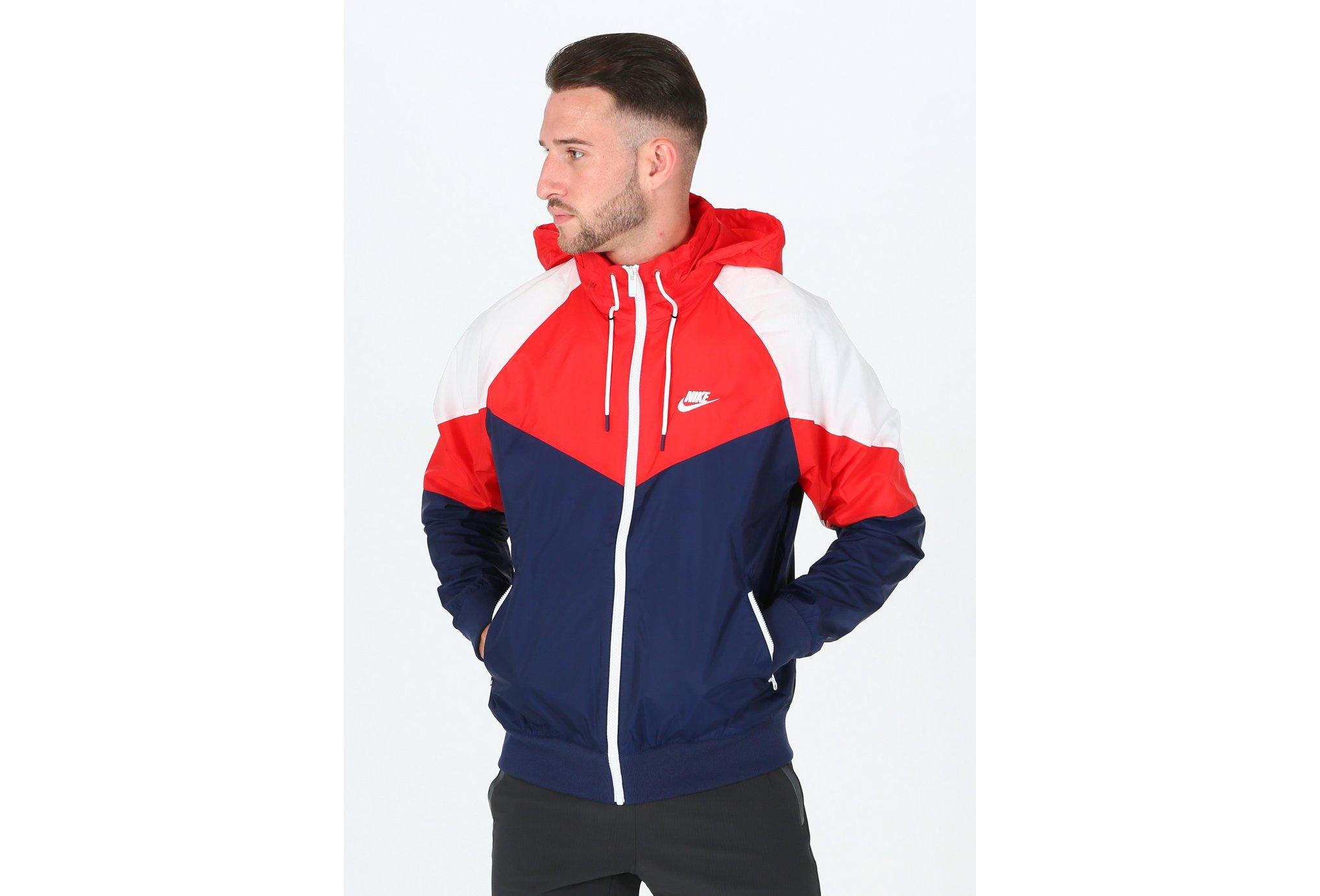 Nike Windrunner + M Diététique Vêtements homme