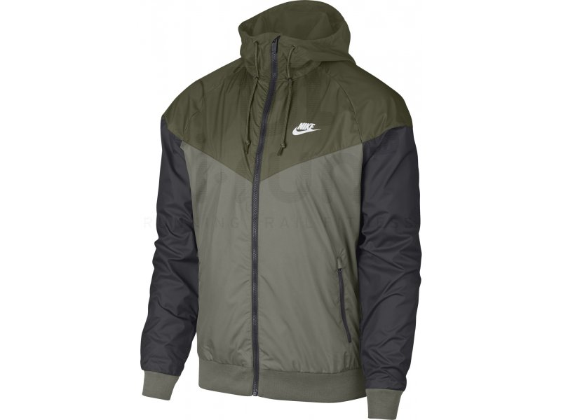 new product 427ae 75d8c Vêtements Running Vent Homme Nike Windrunner Vestes amp  Coupe M TPzf1Enf