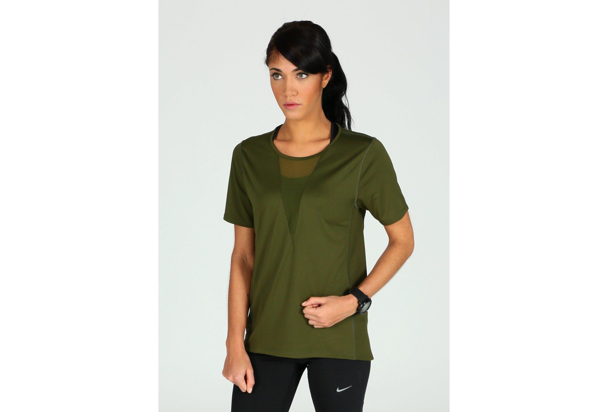 Nike zonal cooling relay mesh w vêtement running femme