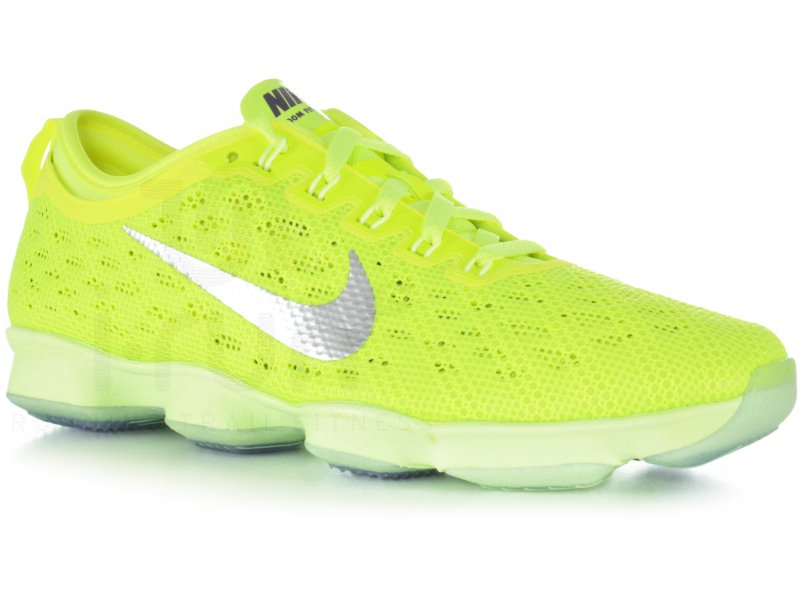 b1bb5c3229b17 Nike Zoom Fit Agility W pas cher - Chaussures running femme running  Fitness-Training en promo