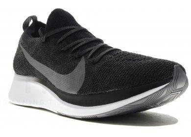 ac867a502da6e5 Nike Zoom Fly Flyknit M homme Noir pas cher
